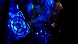 Installing LED's, Cold Cathode, And A Case Fan