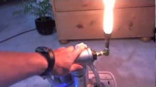 Gas Vaporizer Torch Improved Design...