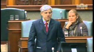 Shafiq Qaadri re Climate Change Mitigation and Low Carbon Economy Act 03 07 16