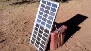 Home-Made Solar Panel Setup at mdpub.com