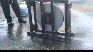"24"" Boundary Layer  Tesla Turbine"