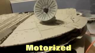 Motorized Rectenna and Sub-light Mod