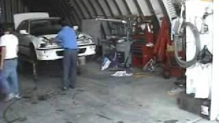 EV conversion of the Acura Integra Electric vehicle