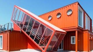 Most Amazing Shipping Container Homes