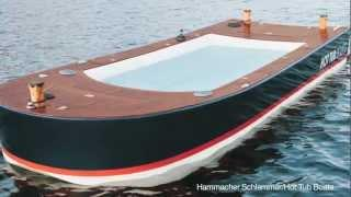 Hot Tub Party Boat