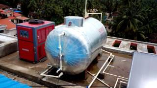 HEAT PUMP WATER HEATER INSTALLATION VIDEO