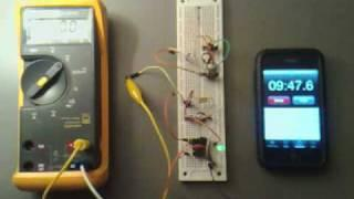 Joule Thief (Capacitor) 011