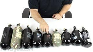 Guerrilla Air Compressed Air Tanks - Review