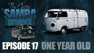 eSamba Project Turning One year DIY EV conversion