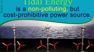 Tidal Energy Pros and Cons
