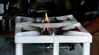 biodiesel stove presentation