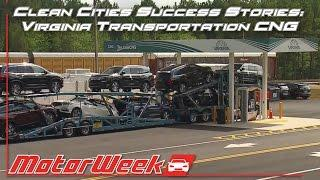 Clean Cities Success Stories: Virginia Transportation CNG