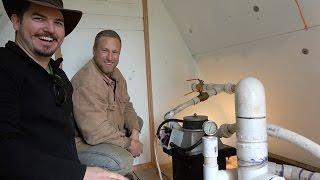Off-Grid Hydro Power:  Too Much Power!