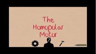 HARMONY STEM PBL: Homopolar Motor