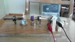Homemade Lamina Flow Or Thermoacoustic Engine 4 Generator