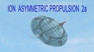 """Antigravity"" method 2a of 15, Ion Asymmetric Electrostatic, Group IB(i)"