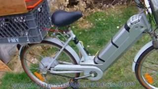 Electric Bike Upgrade Battery Pack & Solar Charger Man VS Junk EP 209