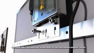 Omnik Micro  inverter - Omniksol-M248