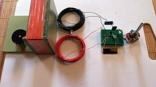 Curious case of the Steel Joule Thief