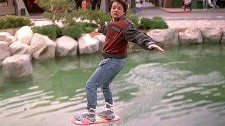 Real Life Hover Board Invented