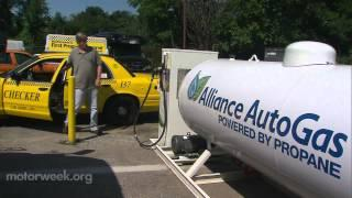 Clean Cities: Baltimore Propane Taxis
