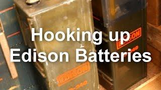 The Best Battery for Off Grid and Solar Systems - Nickel Iron Edison