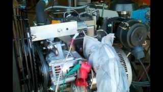 Yanmar 2TNV70 Combined Heat & Power CHP DC Generator