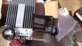 EPSolar 4215BN 40 Amp MPPT Solar Charge Controller, Unboxing