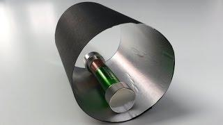 Magnetic Motor Homopolar , Magnet Car V2