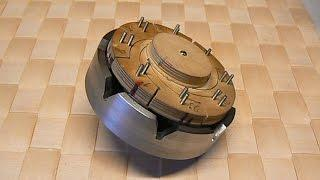 Amazing - New kind of Magnet motor. This is not a fake, but
