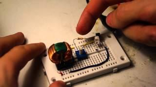 How to make a Joule Thief Circuit Explained