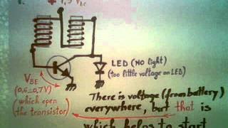 Joule Thief EXPLAINED and Hints external signals and LEDs seek.wmv