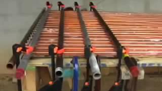diy solar heater - how to build a solar air heater