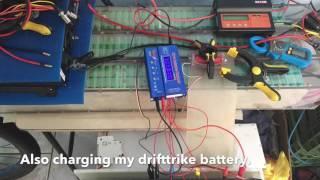 D.I.Y lithium solar powerwall