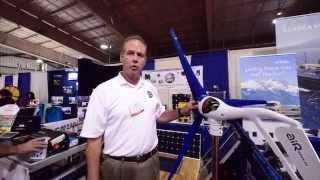 All RV & Camper Van Solar & Wind Turbine Questions Answered ~ 2015 Tampa RV Super Show