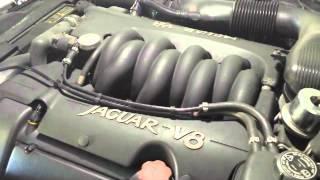 Jaguar xk8 EV Conversion