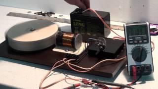 Bedini SSG generator