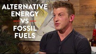 Alternative Energy vs Fossil Fuels (Alex Epstein Interview)