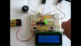 PWM Motor Control with ATMega8 AVR