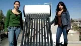 Taller de Investigacion (ITCH) - Boiler Solar