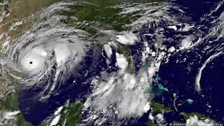 Hurricane Harvey: The emergence of an elemental force