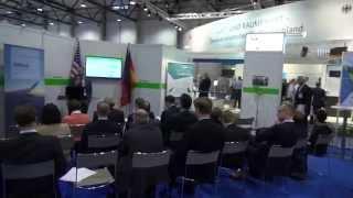 Alternative Fuels Pavilion ILA 2014 Overview