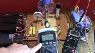 """Tesla Switch mechanical using """"special"""" relay :-) pt 2"""