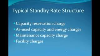 Taking a Fresh Look at Standby Rates for Combined Heat and Power Systems (Webinars)