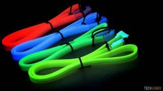 VIZO UV SATA Cables and Cold Cathode Lights Review