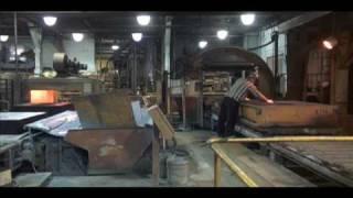 FoundryTour, Spokane Steel Foundry, Spokane Industries, Inc.
