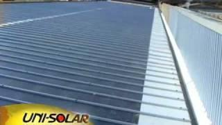 UNI-SOLAR Solar Power Show video