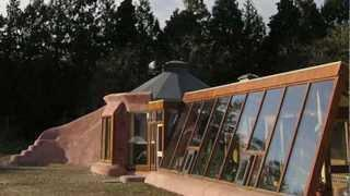 First Hand Look Inside an Earthship