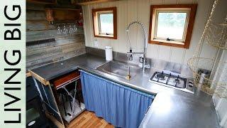 This Incredible Tiny House Was Built For Only $10,000!
