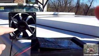 DIY A Helpful Reminder About Mounting Fans in Solar Furnaces